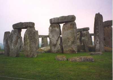 Stonehenge.England