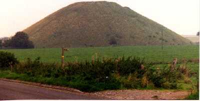 Silbury Hill.England