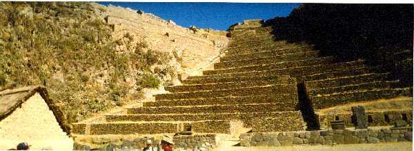 Ollantanytambo, Peru